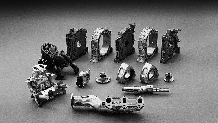 Роторно поршневой двигатель ванкеля