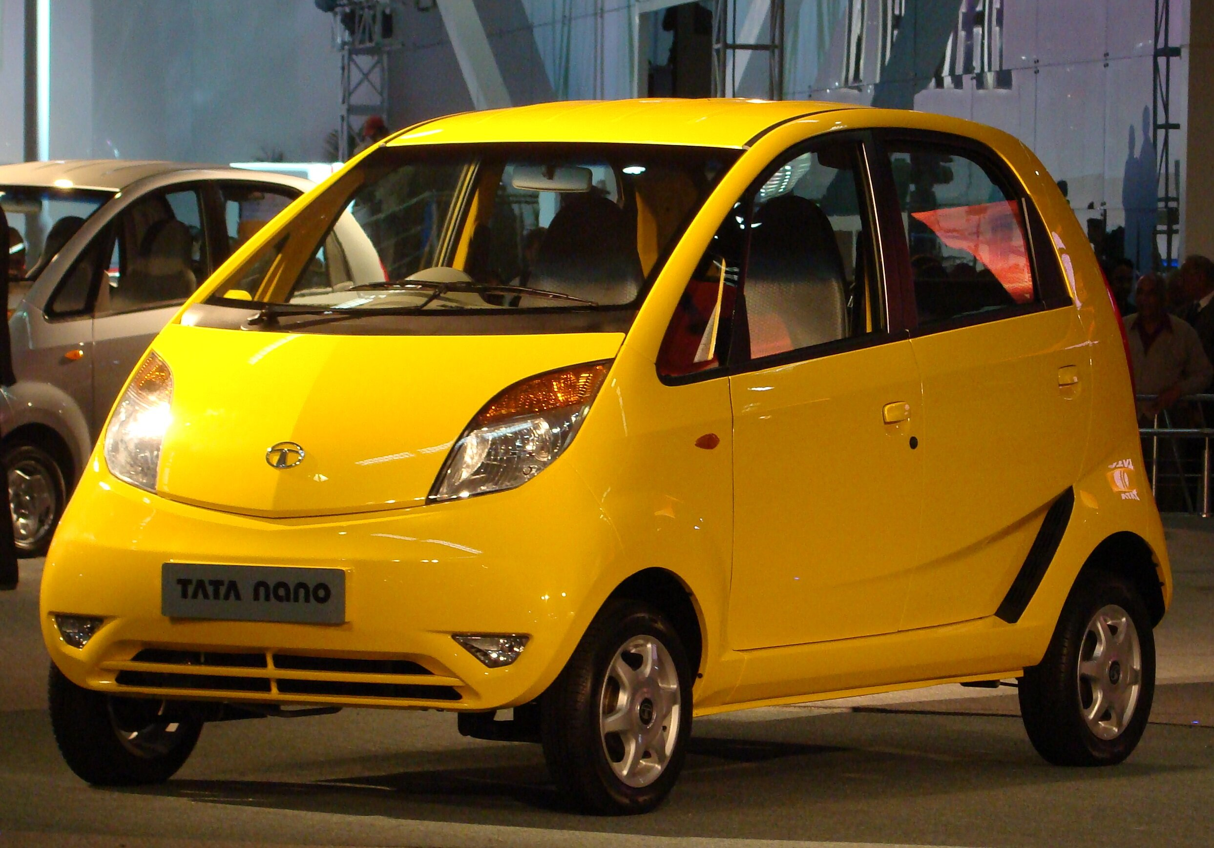 самые дешёвые автомобили мира