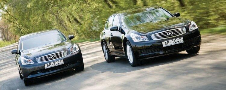 Драг двух одинаковых автомобилей
