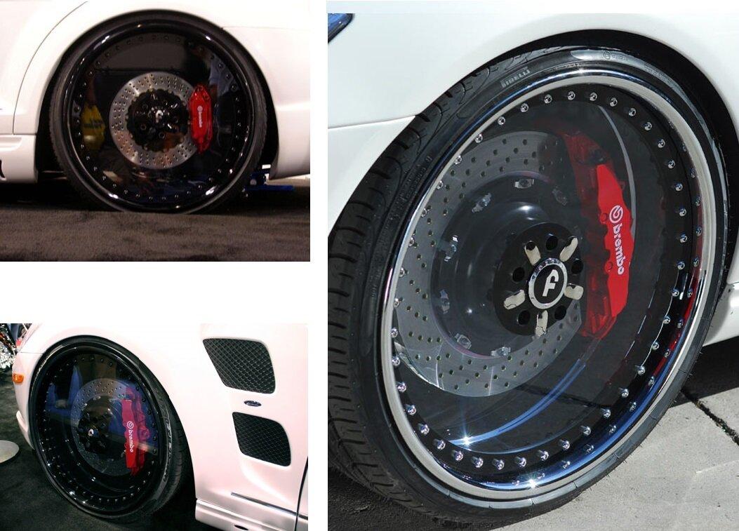Clear Wheel
