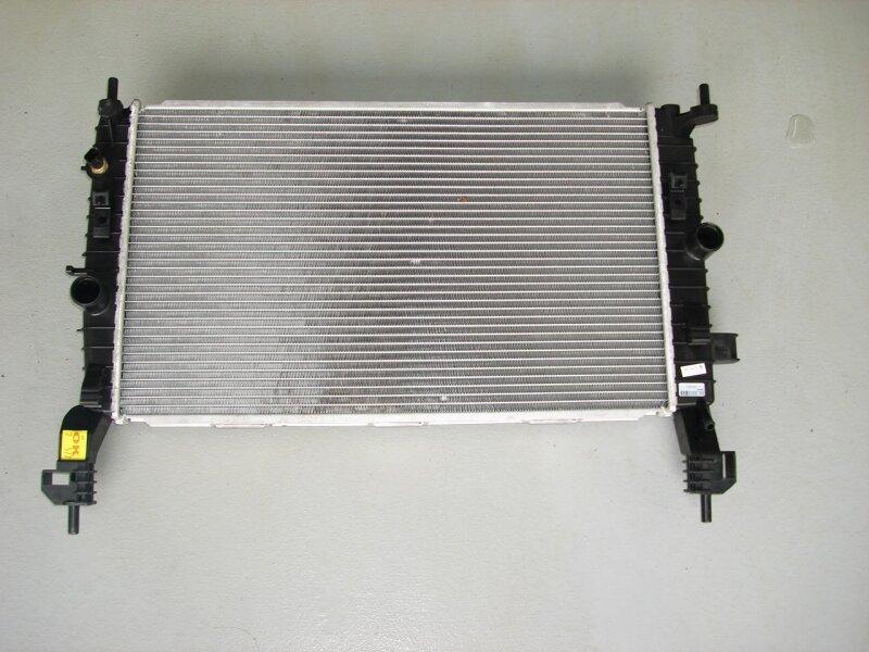 Радиаторы охлаждения двигателей