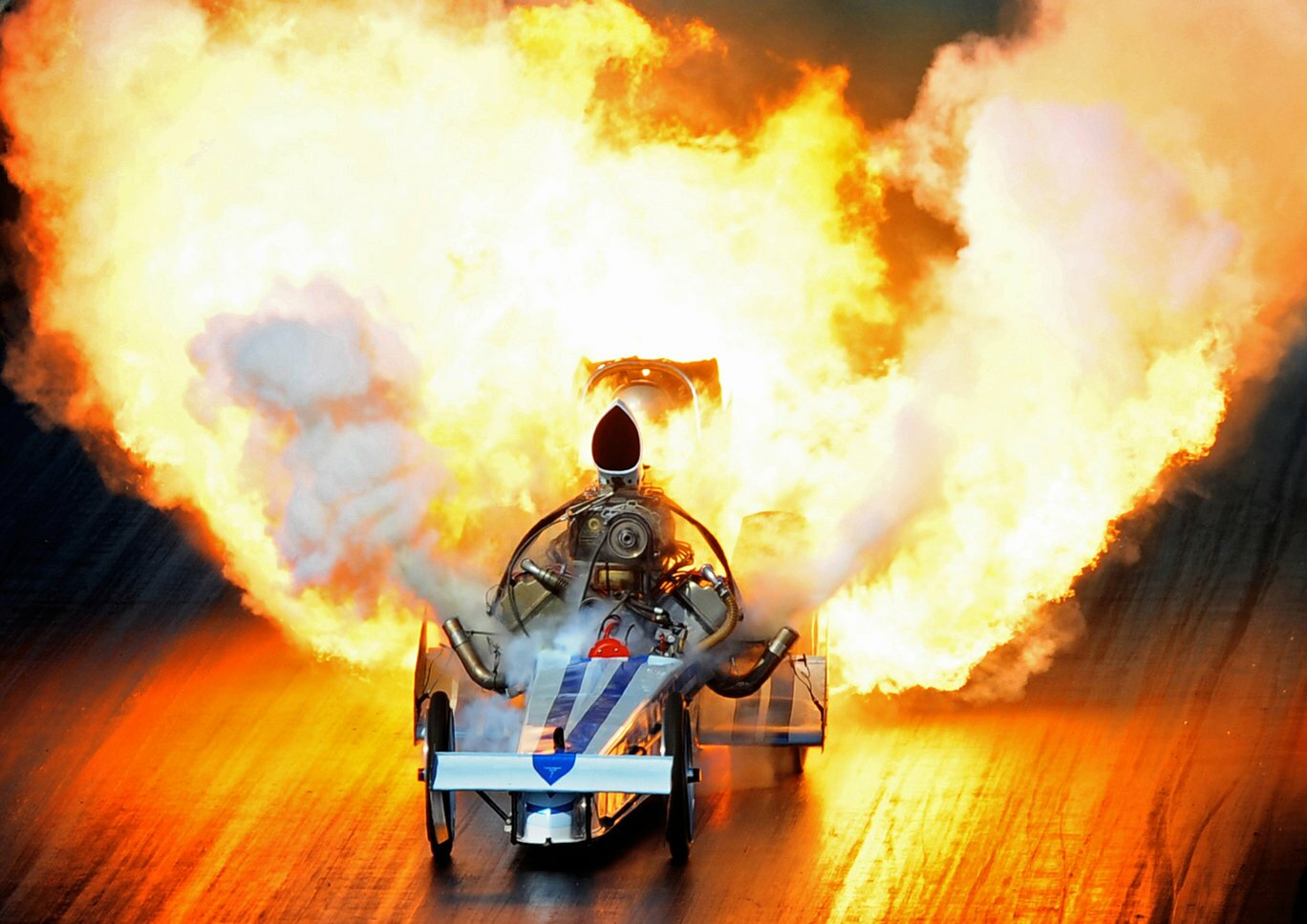 Top Fuel Dragster рекорд