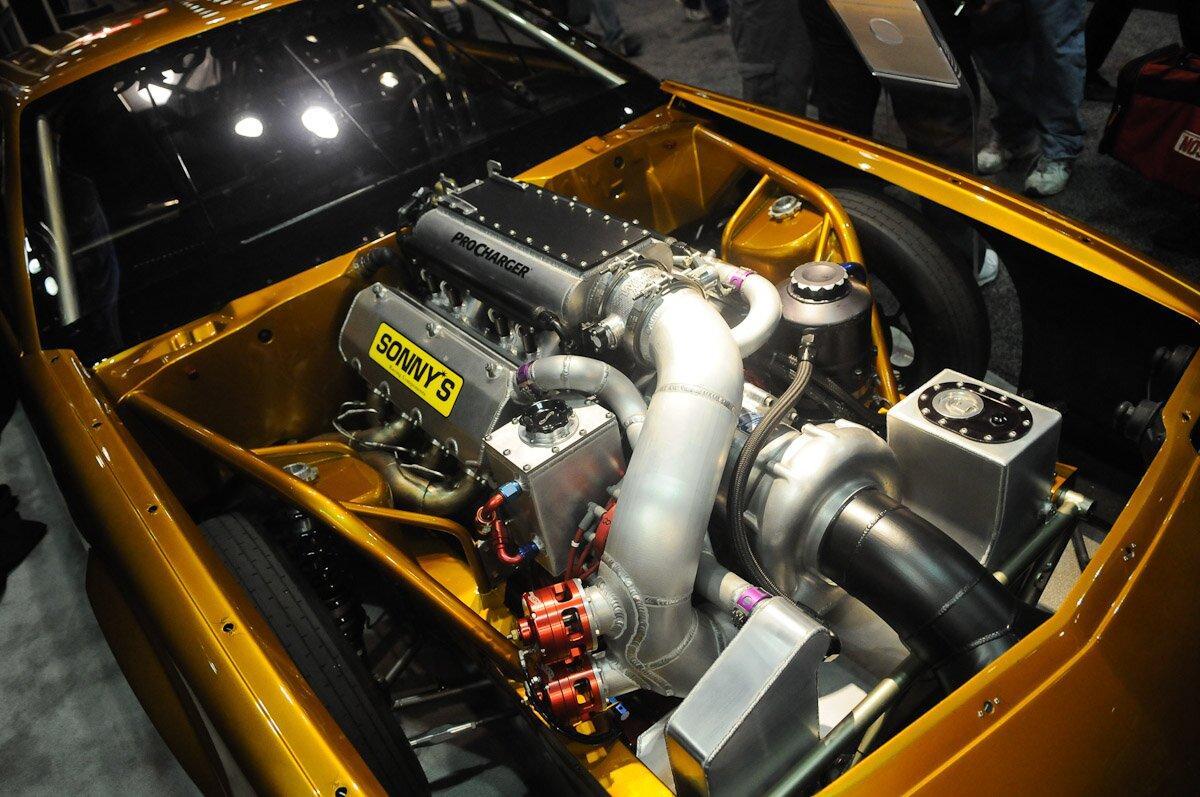 13.6 литров двигатель