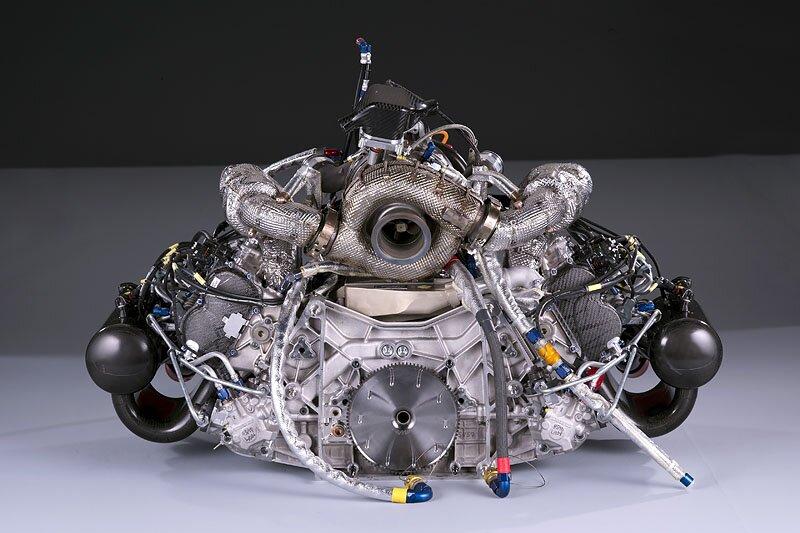 Audi 3.7 litre V6 diesel turbo